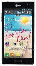 "Metro PCS  LG Optimus L9 P769 Android Smartphone 3G/4G 4.5"" Touch Screen 5MP"