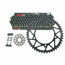 SUZUKI GSX/R750 2000 2001 2002 2003 SPROCKET AND CHAIN KIT 17/42 GEARING