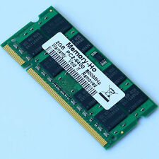 NEU 2GB PC2-6400 DDR2-800 800Mhz 200pin DDR2 Laptop Memory SODIMM Notebook RAM