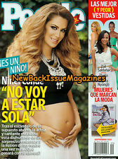 Spanish People 9/14,Ninel Conde,September 2014,NEW