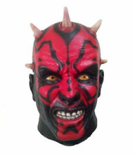 Star Wars DARTH MAUL Halloween Mask Costume Horror Latex Full Over Head