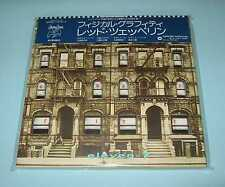 LED zeppelin physical Graffiti Japon MINI LP CD Brand New & still sealed