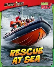 Rescue at Sea by Chris Oxlade (2012, Hardcover)