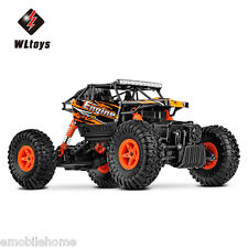 WLtoys 18428 - B 1:18 Scale 2.4G 4WD RC Off-road Car Crawler