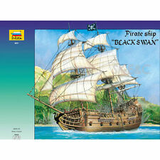 Zvezda 9031 Pirate Ship BLACK SWAN 1/72