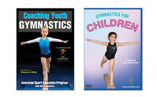 New Gymnastics for Children Instructional Book and DVD - Free Shipping