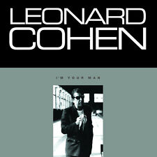 Leonard Cohen - I'm Your Man - 180gram Audiophile Vinyl LP *NEW & SEALED*