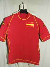MAGLIA SHIRT TRIKOT MAILLOT RUGBY SPORT SPAGNA SPAIN