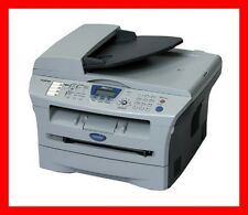 BROTHER MFC-7420 Printer w/ NEW Toner & NEW Drum -- Totally CLEAN! -- REFURB !