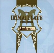 "MADONNA ""THE IMMACULATE COLLECTION (BEST OF)"" CD NEU"