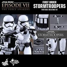 Hot Toys 1/6 Star Wars The Force Awakens First Order Stormtrooper MMS 319 CHEAP