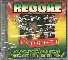 Reggae in High-Fi Various Artists  SACD Audio Fidelity NEU OVP Sealed AFZ 014