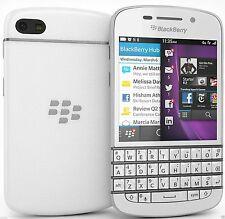 "BlackBerry Q10 WHITE 16GB ""Factory Unlocked"" 8MP  brand new"