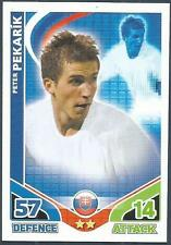 TOPPS MATCH ATTAX WORLD CUP 2010-SLOVAKIA-PETER PEKARIK