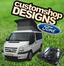 Ford Transit Camper / Day Van Double Seat Swivel Base (RHD UK Model)