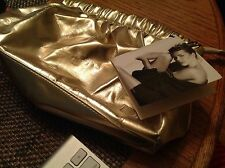 DK Gold Cosmetic Large Makeup Case