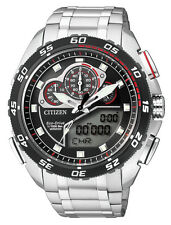 "CITIZEN PROMASTER LAND HERRENUHR ""JW0124-53ES""   NEUWARE"