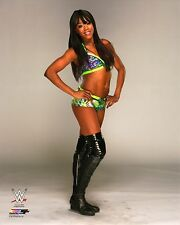 "WWE PHOTO ALICIA FOX STUDIO 8x10"" OFFICIAL WRESTLING PROMO PICTURE"