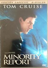 Minority Report (2 Disc Official Spanish Version) Free Post