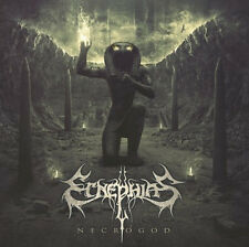 Ecnephias - Necrogod (Ita), Digipack CD