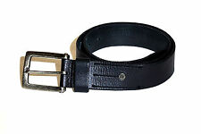 Levi's Men's Leather belt - Size M 34-36- Black - New with Tags