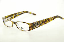 New Authentic Dolce & Gabbana DG 1148-B 556 Havana 51mm Frames Eyeglasses RX