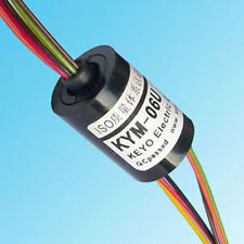 Mini Slip Ring 6x2A (6 wires, 2 amps) -----5 options
