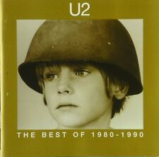 CD - U2 - The Best Of 1980-1990 - #A3684