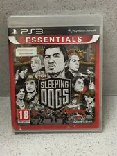 SLEEPING DOGS ESSENTIALS JEUX PS3 AVEC NOTICE PLAYSTATION