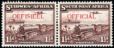 South West Africa Scott O17 (1938) Mint H VF, CV $36.50