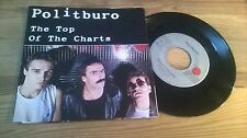 "7"" Pop Politburo - The Top Of The Charts / Radio (2 Song) ARIOLA REC"