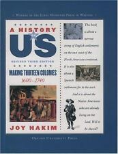 A History of US: From Colonies to Country, 1735-1791 3 by Joy Hakim (2007,...