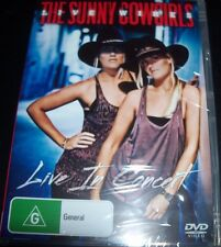 The Sunny Cowgirls Live In Concert (Australian) PAL DVD - NEW