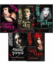 The Morganville Vampires Collection 5 Books Set Rachel Caine Series 2 Books Set