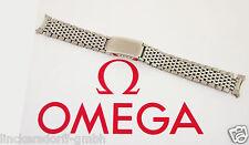 1960er vintage Omega pulsera-ref nº 12 & 570 - 18mm Bracelet constell. seamast