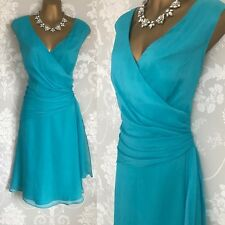 Teatro DRESS SIZE 18 Curve Occasion Wedding Evening Cruise Party.