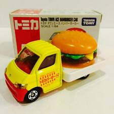 Takara Tomy Tomica No.54 Toyota TOWN ACE Hamburger Car - Hot Pick