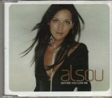 (CF400) Alsou, Before You Love Me - 2001 DJ CD