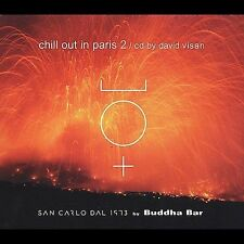 Chill Out in Paris, Vol. 2 [Slipcase] by David Visan (CD, Feb-2007, 2 Discs, NEW