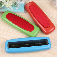 1x Plastic Sweeper Carpet Table Single Brush Dirt Crumb Collector Cleaner Roller