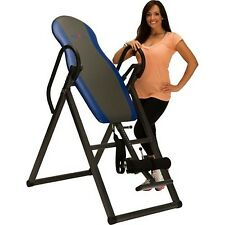 Ironman Fitness Essex 990 Inversion Table Back Pain Therapy Exercise Relief New