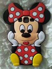 Funda para móvil MINNIE1 RED SILICONA para SAMSUNG GALAXY GRAND 2 G7106