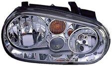 1999-2002 Volkswagen VW Golf/GTI Passenger Side Headlight Assembly w/ Fog Light