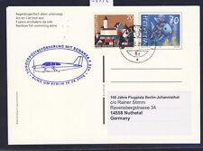 55772) So-LP 100 J.Berlin Johannisthal Bonanza 26.9.2009, Zul. Schweiz