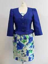 Carla Ruiz Mother of The Bride Dress Suit - Blue - Size 8-10 - Box6442 C