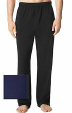 New Calvin Klein Jersey Drawstring Men's Light Pants size M $45 NAVY