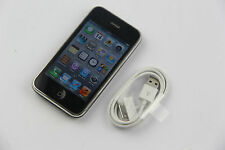Apple iPhone 3GS - 8GB-Negro (desbloqueado) Buenas Condiciones, grado B, funciona 385