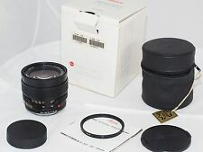 Leica R9 Vario-Elmar-R 35-70 f/3.5 zoom lens. Made in Germany. Leica R6, RD-M