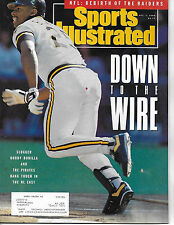 SPORTS ILLUSTRATED - FEATURING BOBBY BONILLA FROM OCTOBER 1, 1990