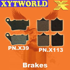 Front Rear Brake Pads KTM 690SMC 690 SMC 2008-2010